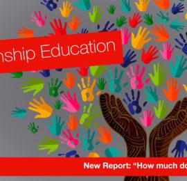 FINANSIERING af global undervisning - rapport