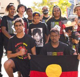 Brisbane demo racisme